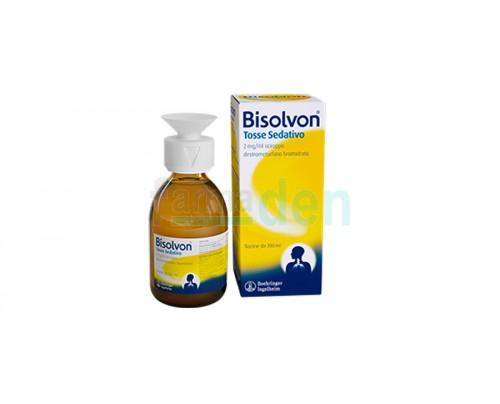 Bisolvon Sciroppo Tosse Sedativo 200 ml.