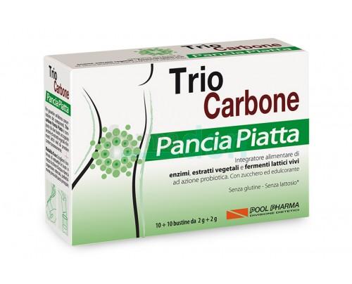Triocarbone Pancia Piatta Buste