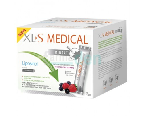 XLS Medical Liposinol Direct 90 Sticks
