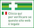 Logo identificativo nazionale al registro delle autorizzazioni del Ministero della Salute